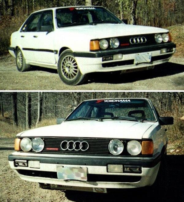Huw S Random Audi Pictures